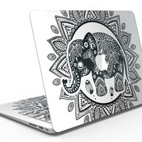 Indian Mandala Elephant - MacBook Air Skin Kit