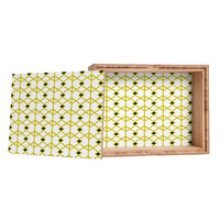 Heather Dutton Annika Diamond Citron Jewelry Box