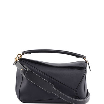 Loewe Puzzle Medium Leather Bag