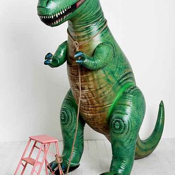Oversized Inflatable T-Rex- Bright Green One