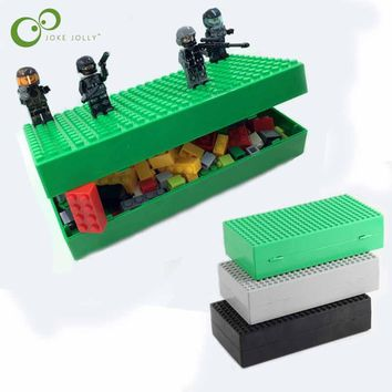 New Building Blocks Storage Box Compatible With Marvel Friends Building Bricks With Toys for Children Gifts WYQ