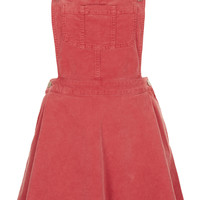 MOTO Rose Cord Pini Dress - Topshop