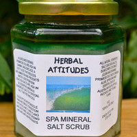 Spa Mineral Salt Scrub