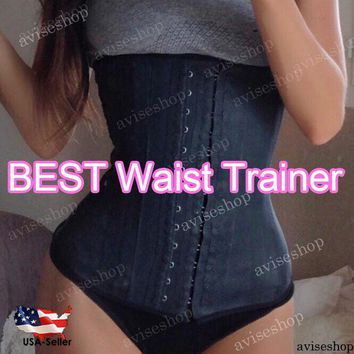 Latex Rubber Waist Trainer
