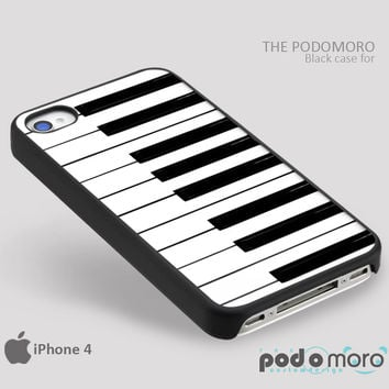 Piano Design for iPhone 4/4S, iPhone 5/5S, iPhone 5c, iPhone 6, iPhone 6 Plus, iPod 4, iPod 5, Samsung Galaxy S3, Galaxy S4, Galaxy S5, Galaxy S6, Samsung Galaxy Note 3, Galaxy Note 4, Phone Case