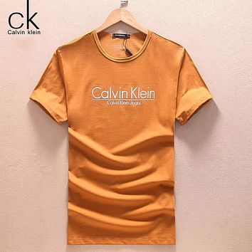 Boys & Men Calvin Klein Fashion Casual Shirt Top Tee
