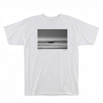 Shop O'Neill Far Out Tee in White   Jack's Surfboards