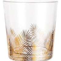 Leaf-patterned Glass - from H&M
