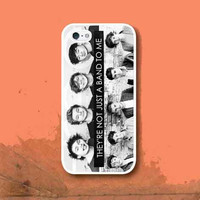 5sos and 1d case for Phone model iPhone 4/4s, iPhone 5/5s, iPhone 5c and Galaxy S3, Galaxy S4 and Galaxy S5