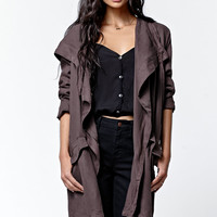 LA Hearts Longline Anorak Jacket at PacSun.com