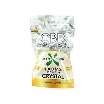 Green Roads CBD Crystal