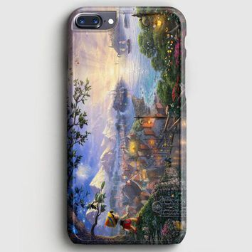 Disney Peter Pan Tink Fairy Wings Pixie Dust Bun iPhone 8 Plus Case | casescraft