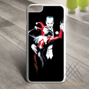 The joker and Harley Quinn Custom case for iPhone, iPod and iPad