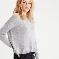 AE Shine Pullover, Gray