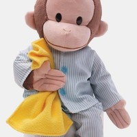 Toddler Gund 'Sleepy Curious George' Stuffed Animal