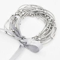 15 Piece Stackable wire bracelet â?? Cynirje Culture by Design