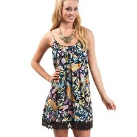TROPIC HOLIDAY DRESS
