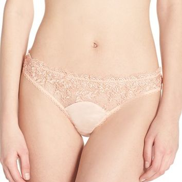Mimi Holliday 'Ever Yours Big Peep' Keyhole Back Lace Panties | Nordstrom