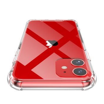 Shockproof Clear Case for iPhone 11