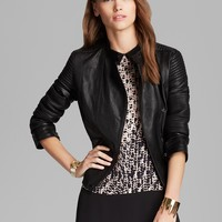 MARC BY MARC JACOBS Jacket - Karlie Leather
