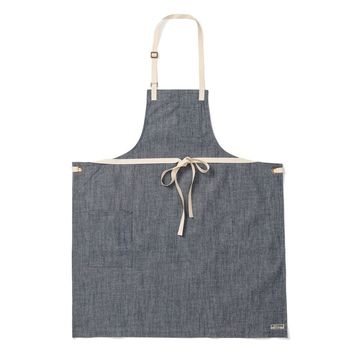 PACIFIC BIB APRON, SEA CANVAS