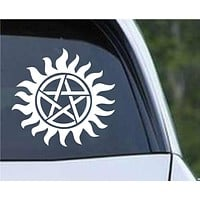 Supernatural - Anti Possession Seal Die Cut Vinyl Decal Sticker