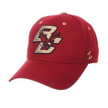 Licensed Boston College Eagles Official NCAA Competitor Adjustable Hat Cap by Zephyr KO_19_1