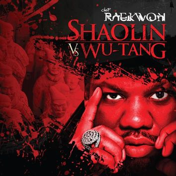 Chef Raekwon ‎– Shaolin Vs. Wu-Tang LP