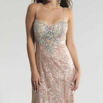 Dave and Johnny 10607 Dress