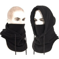 Tactical Heavyweight Balaclava Outdoor Sports Mask [9305829447]