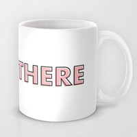 Hello There Mug by Nicole Davis