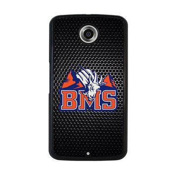 BMS BLUE MOUNTAIN STATE Nexus 6 Case Cover