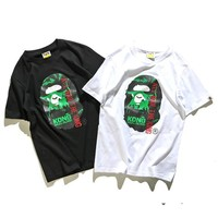 Green Fashion Summer T-shirts [10836134727]