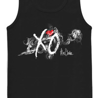 the weeknd xo til we overdose tank top for womens and mens