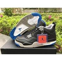 Air Jordan 4 Game Royal Basketball Shoes 36-47