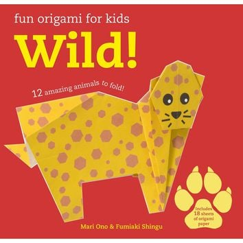 Cico Books-Fun Origami For Kids: Wild!