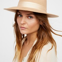 Nico Silk Band Felt Hat