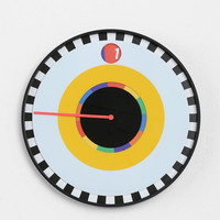Urban Outfitters - Milton Glasser Sprocket Wall Clock