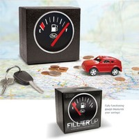 Fred and Friends FILL 'ER UP Gas Tank Coin Bank