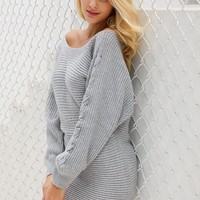 Ciara Sweater Dress