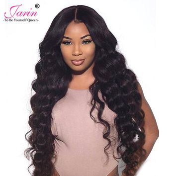 """JARIN Peruvian Body Wave Hair Weave With Closure 8-28"""" 4 Piece Human Hair 3 Bundles And Lace Closure 4*4 Cheap Body Wavy Remy"""