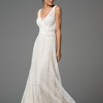 Willowby by Watters Brighton Beaded 58110B Wedding Dress