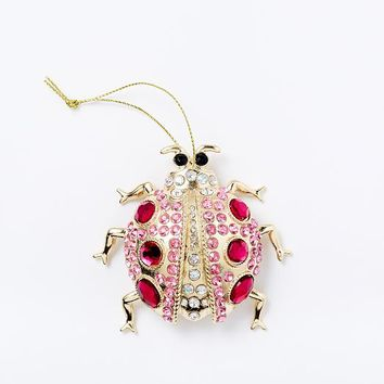 Jeweled Ornament - Beetle