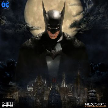 BATMAN: ASCENDING KNIGHT ONE:12 COLLECTIVE