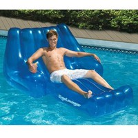 Amazon.com: ErgoLounger Swimming Pool Float: Patio, Lawn & Garden