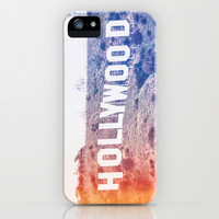 Hollywood iPhone & iPod Case by Laura Ruth