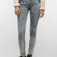 Urban Outfitters - BDG Twig High-Rise Jean - Indigo Acid