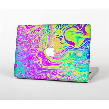 "The Neon Color Fushion Skin Set for the Apple MacBook Pro 13"" with Retina Display"