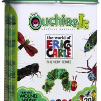 Ouchies Adhesive Bandages in The world of Eric Carle- The very Series