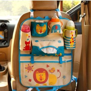 Foldable Car Back Seat Organizer Various designs